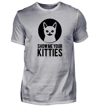 Show me your kitties.