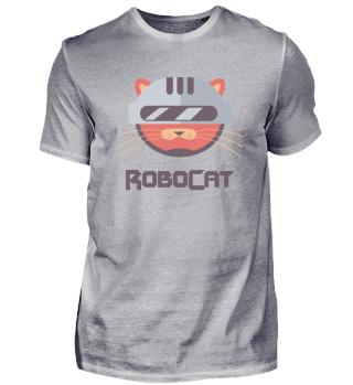 Robocat Katze Comic