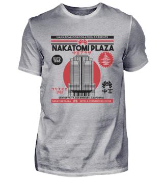 Nakatomi Plaza Christmas Party 1988