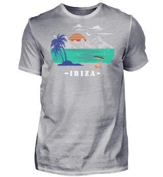 Ibiza T-Shirt View