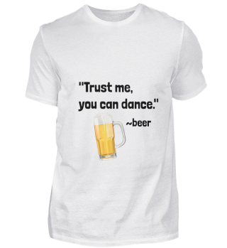 D010-0372B Bier - Beer trust me you can