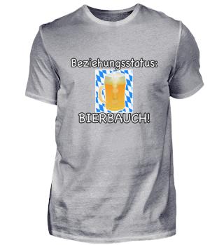 Beziehungsstatus Bierbauch Bier Bayern