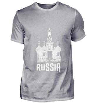 Russland Moskau Roter Platz Kathedrale