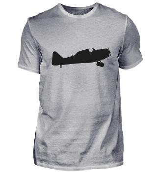Flugzeug T-Shirt