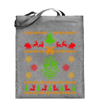 UGLY CHRISTMAS DESIGN - STRICKMUSTER #7.14