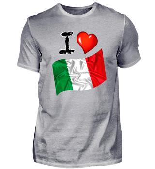 I love Italien