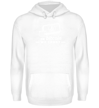 Bitcoin Shirt-We Trust