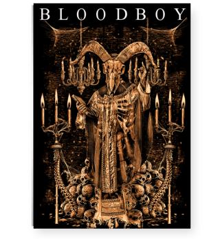 BLOODBOY GOAT PRIEST POSTER