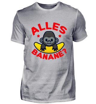 ☛ ALLES BANANE #1R