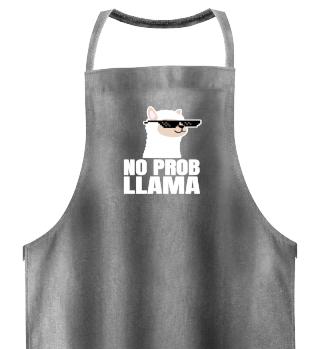 Cool Llama Shirt - Funny Alpaca Design