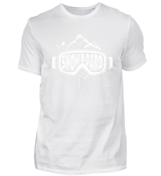 Funny Snowboard Shirt Snowboarding