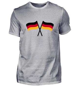 Deutschland Fahnen