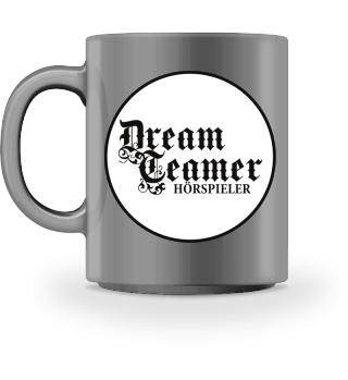 DreamTeamer Hörspieler Tasse