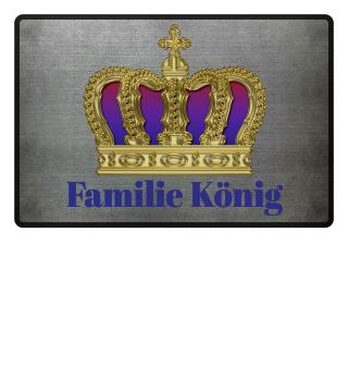 Royal Cross Crown - Gold Red Purple 2