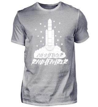 Zukünftiger Raumfahrer Weltall Geschenk