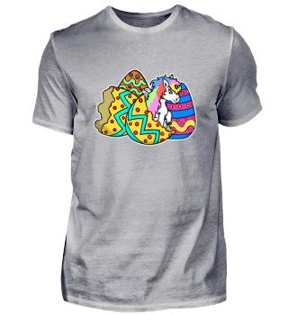 Einhorn Ostern Geschenk Osternest