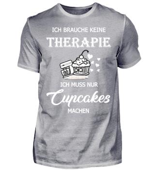 Ich brauche keine Therapie-nur Cupcakes