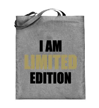 ☛ I AM LIMITED EDITION #1SG