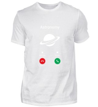 ASTRONOMY IS CALLING