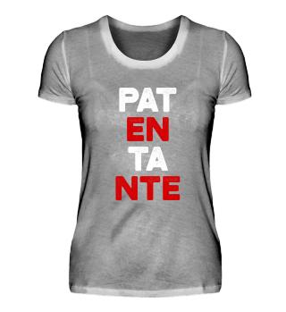 PATENTANTE Familien Shirt