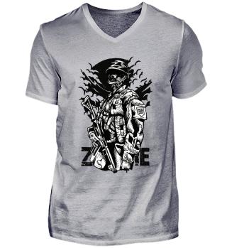 ☛ ZOMBIE SOLDIER #8