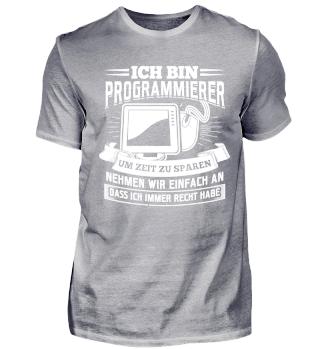 Programmierer Haben Immer Recht
