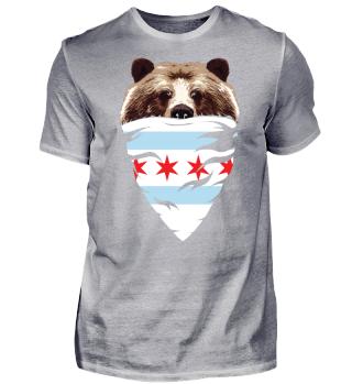 BEAR Vintage Patriot Chicago
