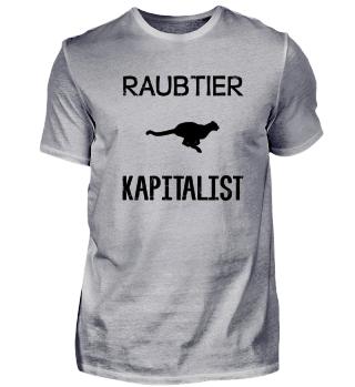 Raubtier Kapitalist Gepard