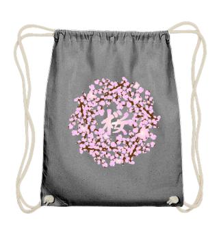 ♥ Cherry Blossom Kanji SAKURA 15