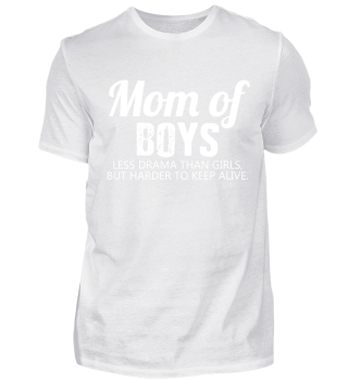 Cool Mom Of Boys
