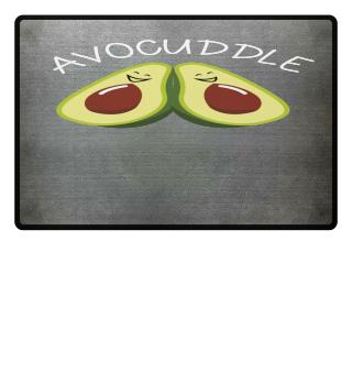 Funny Avocuddle Avocado Vegan Healthy