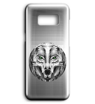 ☛ SCHUTZGEIST · WOLF · KREIS · GRUNGE #4WH