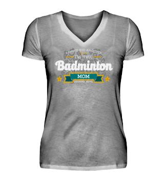 BADMINTON MOM