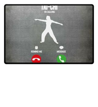 Tai-Chi is calling! Gift