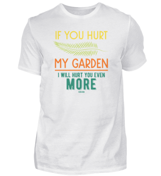 Garden gardener funny saying gift