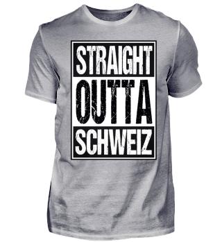 SCHWEIZ - Straight outta Schweiz