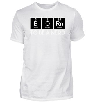 ★ Periodic Elements - BORN Nerd II