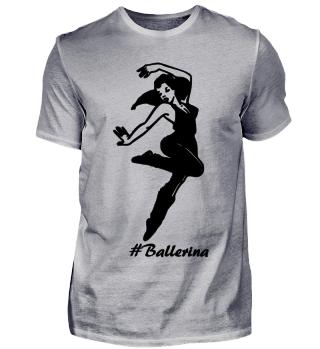 Ballerina - Weil tanzen Glück bringt