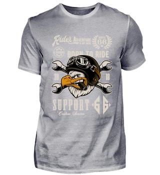 ☛ Rider · Support 66 #1.2