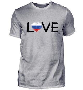 Liebe Heimat Wurzeln herkunft Land Stolz Russland
