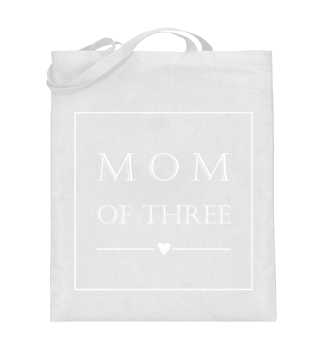 ♥ Minimalism Text Box - Mom Of Three 2