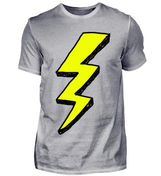 Blitz T-Shirt Comic Style