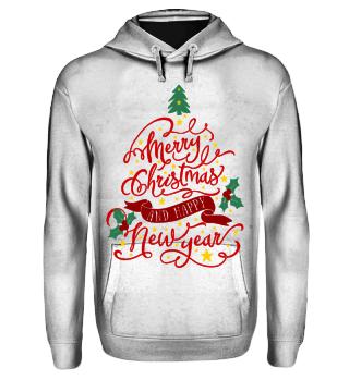 A VERY MERRY CHRISTMAS Tree III