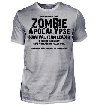 Zombie Apocalypse Vintage