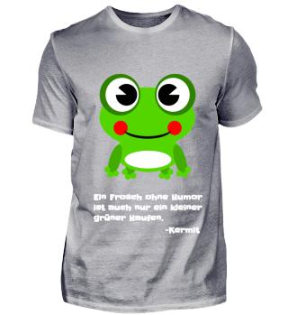 Ein Frosch ohne Humor, Kermit