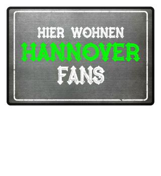 Hannover Fans Fußmatte