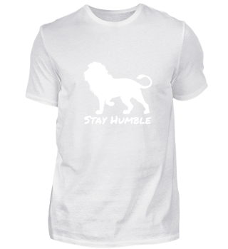 Lion Stay Humble