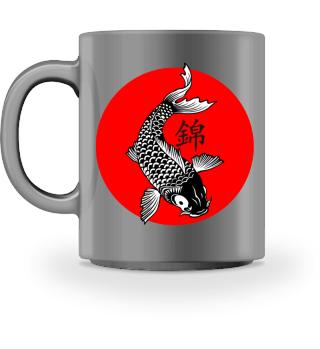 KOI Fish - Nishikigoi Japan Character 3
