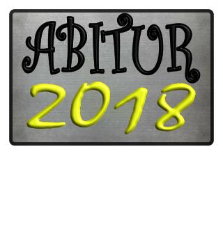Abitur 2018 Geschenk