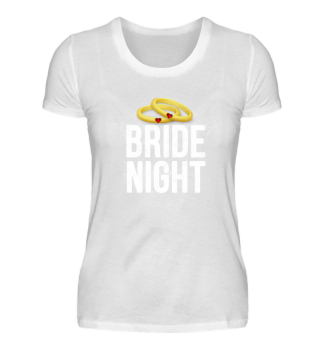 Bride Night Funny Weddings Party Gift